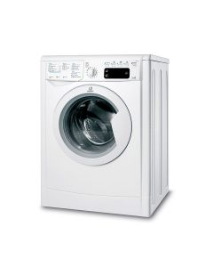 Indesit IWDE 7125 B UK 7Kg Ecotime Front Load Washer Dryer
