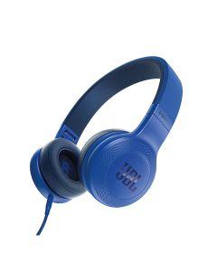 JBL E35 Black Earphone - Blue