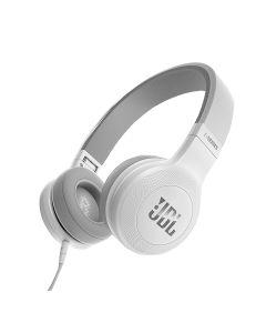 JBL E35 Black Earphone - White