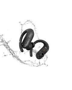 JBL Endurance Peak II Waterproof True Wireless In-Ear Sport Headphones - Black