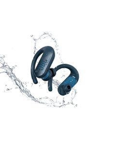 JBL Endurance Peak II Waterproof True Wireless In-Ear Sport Headphones - Blue