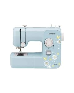 Brother JK17B Mechanical Sewing Machine with 17 Built-in Stitches