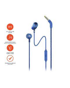 JBL Lifestyle LIVE 100 In-Ear Headphones - Blue