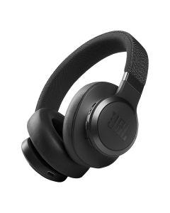 JBL Live 660NC Wireless Over-Ear Noise Cancelling Headphones - Black