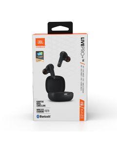 JBL Live Pro+ TWS True wireless Noise Cancelling Earbuds - Black