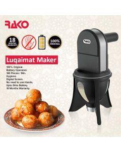 Rako RKLUQ BK Luqaimat Maker - Black