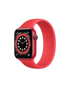 Apple Watch Series 6 GPS 40mm Product RED Aluminum Case With Product RED Sport Band - M00A3AE/A