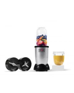 Magic Bullet MB4-0612 6-Piece High-Speed Blender/Mixer System, 400W, 0.6L