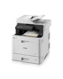 Brother MFC-L8690CDW 4-in1 Professional Colour Laser Multi-Function Centre with Automatic 2-sided Printing and Wireless Networking