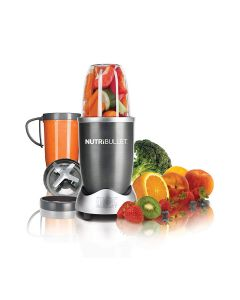 Nutribullet NBR-0812M 8-Pieces Set Blender 600W
