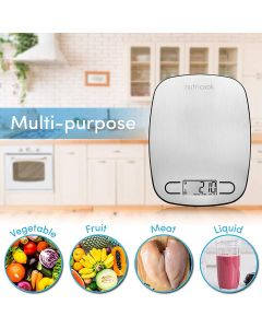 Nutricook NC-KSE5 Digital Kitchen Scale Eko