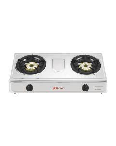 Oscar OGT 20SSP 2 Burner Stainless Steel Top Table Gas Cooker