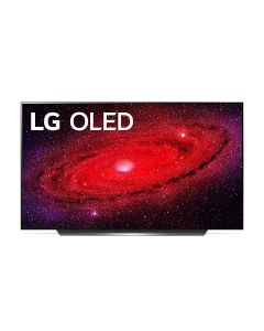 "LG OLED65CXPVA OLED TV 65"" CX Series, Cinema Screen Design 4K Cinema HDR WebOS Smart ThinQ AI Pixel Dimming"