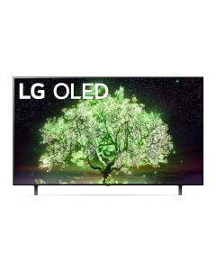 LG OLED55A1PVA OLED 4K TV 55 Inch A1 series, Self lighting OLED, a7 Gen4 AI Processor 4K, Perfect Black, & Perfect Color