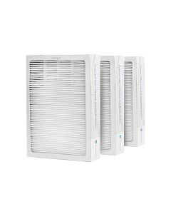 Blueair Classic 500 & 600 Series Particle Replacement Filter - 3packs 1each