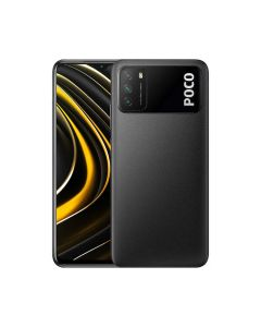 Xiaomi Poco M3 4GB RAM + 64GB ROM Smartphone - Power Black