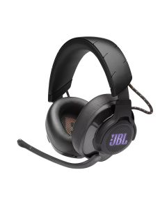 JBL Quantum 600 Wireless Over-ear Performance Gaming Headset with Surround Sound and game-chat balance dial - Black