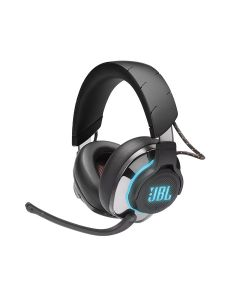 JBL Quantum 800 Wireless Over-ear Performance Gaming Headset with Active Noise Cancelling and Bluetooth 5.0 - Black