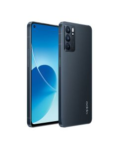 OPPO Reno6 5G 8GB RAM+128GB ROM Smartphone - Stellar Black (CPH2251)
