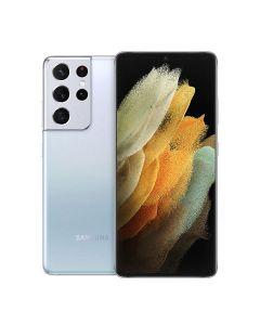 Samsung Galaxy S21 Ultra 5G 12GB RAM + 256GB ROM - Silver (Pre Order)