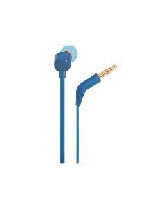 JBL T110 Earphone - Blue
