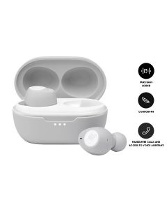 JBL Tune 115TWS True Wireless In-Ear Headphones - White