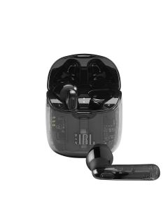 JBL Tune 225TWS True Wireless Earbuds - Ghost Black