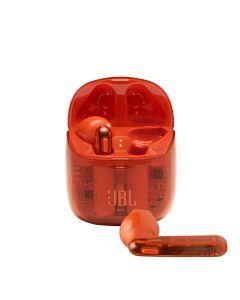 JBL Tune 225TWS True Wireless Earbuds - Ghost Orange