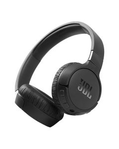 JBL Tune 660NC Wireless On-ear Active Noise-Cancelling Headphones - Black