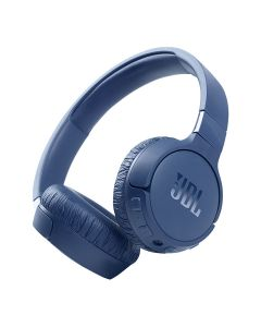 JBL Tune 660NC Wireless On-ear Active Noise-Cancelling Headphones - Blue