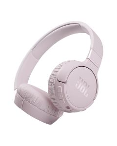JBL Tune 660NC Wireless On-ear Active Noise-Cancelling Headphones - Pink
