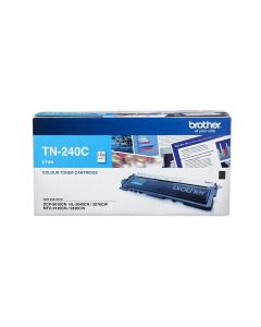 Brother TN-240C Toner - Cyan