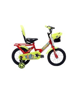 """BSA Bicycle Trin Trin 14"""" - Red"""