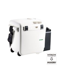 Hikoki UL18DA Cordless Cooler and Warmer Box 14.4V / 18V  & 1 Car Charger + Car Adapter