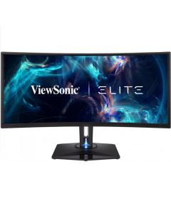 "ViewSonic XG350R-C 35"" Ultrawide ELITE 100Hz 1440p FreeSync Curved Gaming Monitor - Black"