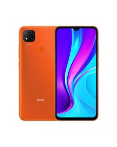 Xiaomi Redmi 9C 3GB RAM+64GB ROM Smartphone - Sunrise Orange